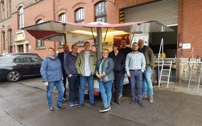 3×10: Three novia employees celebrate their 10 years of employment