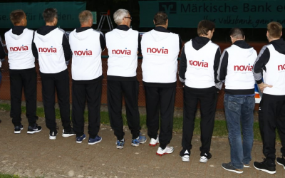Novia supports local sports clubs
