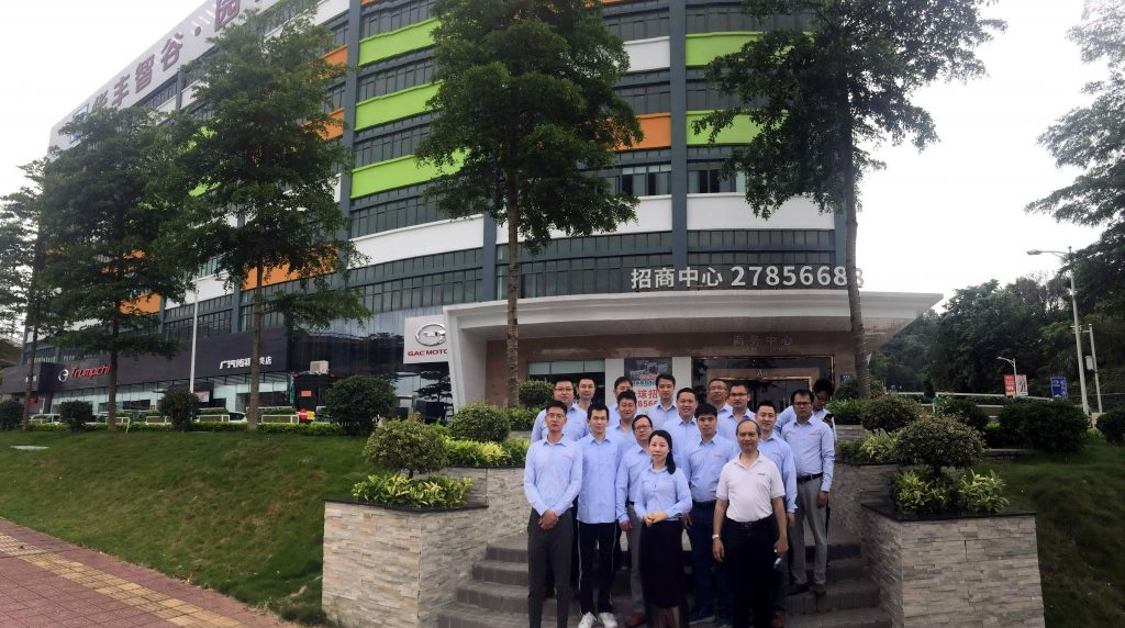 novia Shenzhen is on the move!